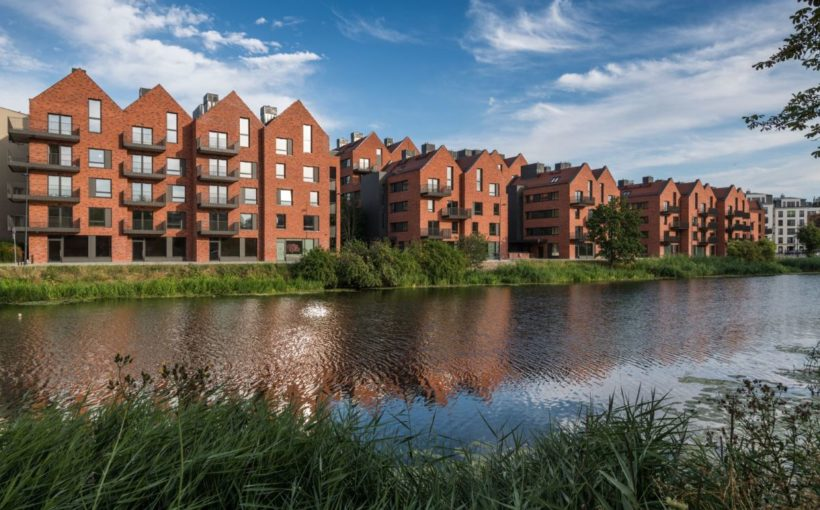 POLAND Riverview the first Polish estate with LEED