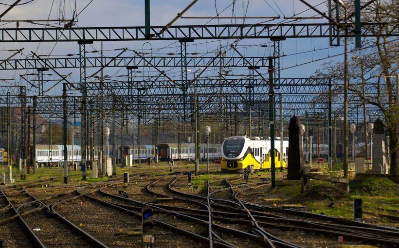 Slovakia Strabag renovates more track