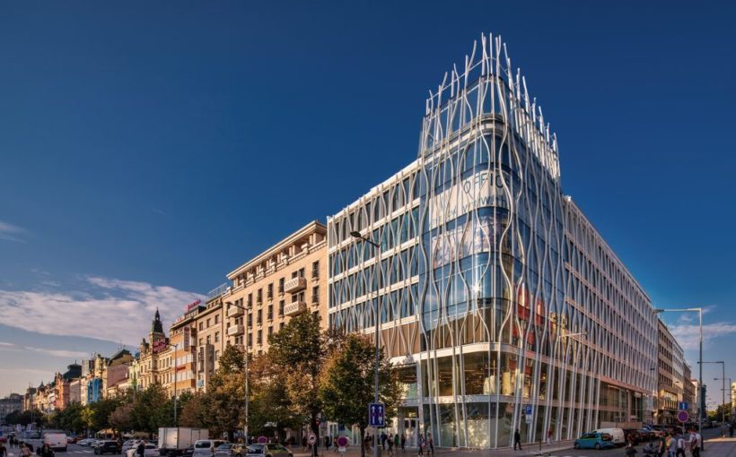 CZECH REPUBLIC Outstanding news for Flow Building