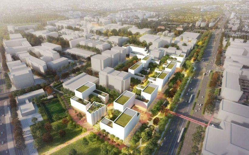 POLAND Echo Investment plans urban redesign for Służewiec