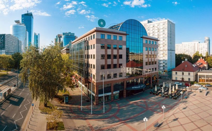 POLAND Ashland in Atrium Centrum