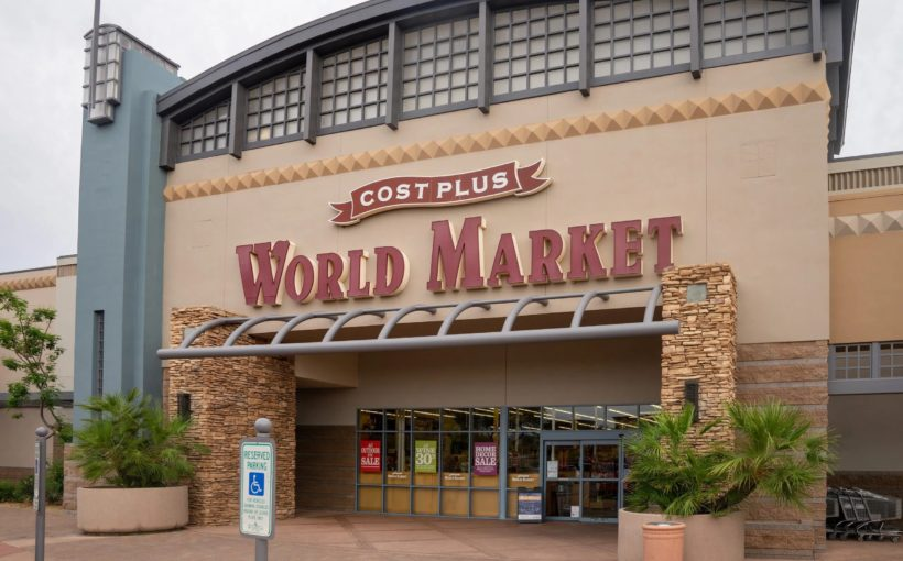 Costplus world market