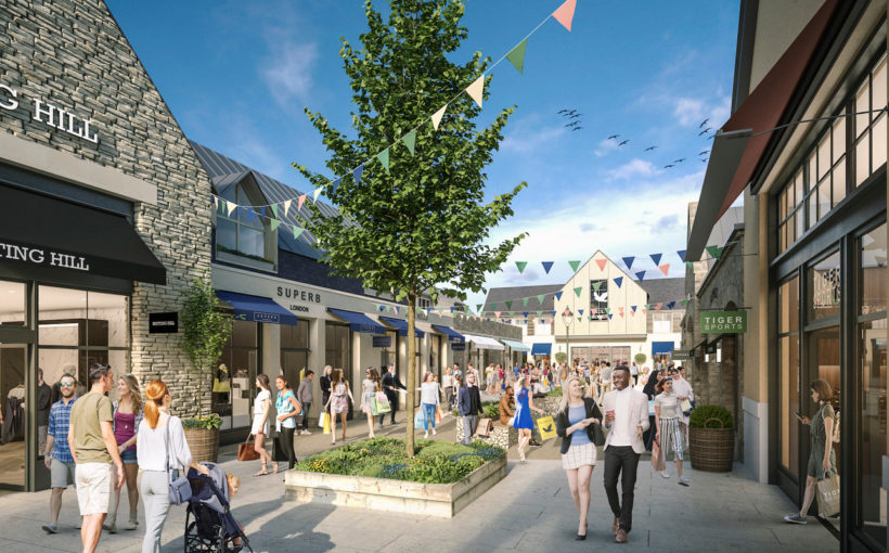 Designer Outlet Cotswolds: The new premium outlet shopping destination opens in 2022
