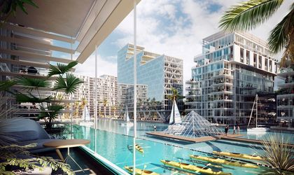 Forty Management has started the international selection process for the hotel component in the Central District Lagoon City