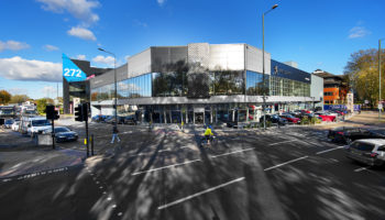 MCS Group Delivers Major London Peugeot Citroen Dealership