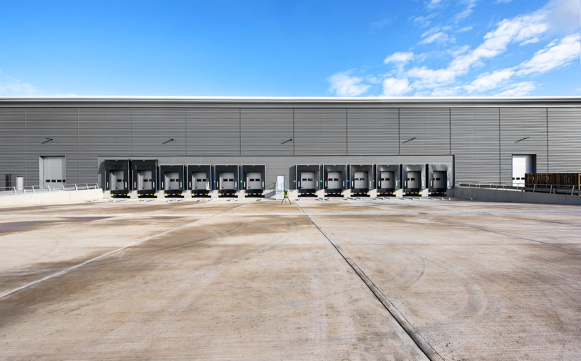 MCS Group Completes £7.4m Opus Land Warehouse