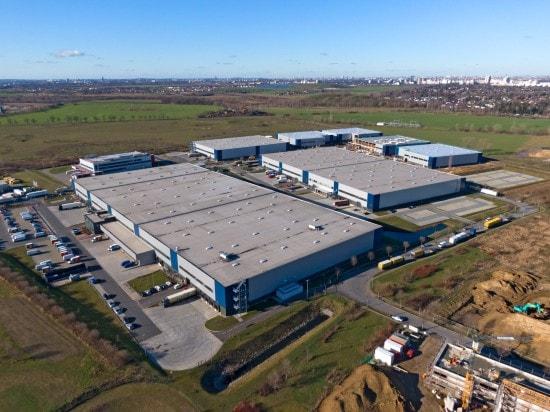 PATRIZIA sells logistics park in Berlin to CBRE Global Investors