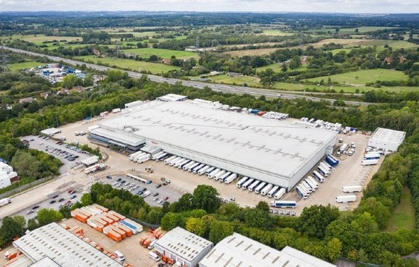 Tritax Big Box buys temperature controlled logistics unit in Southampton