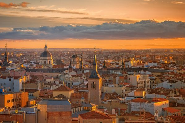 LaSalle acquires residential property in Madrid (ES)