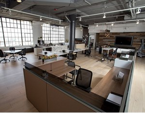 Tomorrow's Office to Be a Mix of Work Styles, Workspaces: JLL