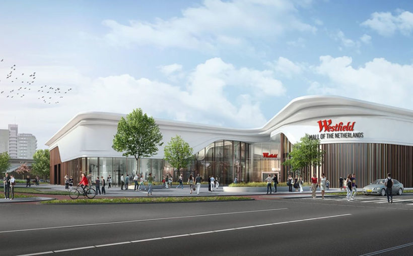Westfield Mall of the Netherlands announces opening date March 18, 2021 and is 85% pre-let