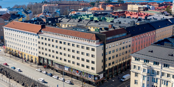 KY Foundation Divests Landmark Property in Helsinki City Centre