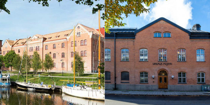 Atrium Ljungberg Buys Two Historic Properties in Uppsala