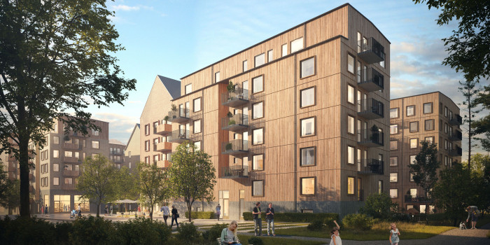 Magnolia Bostad Sells 346 Residential Units to Heimstaden