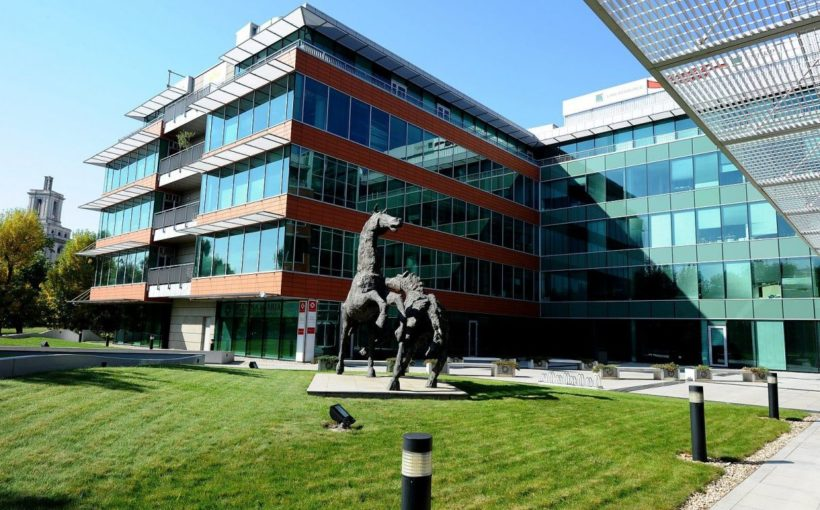 ROMANIA AstraZeneca happy in Bucharest Business Park