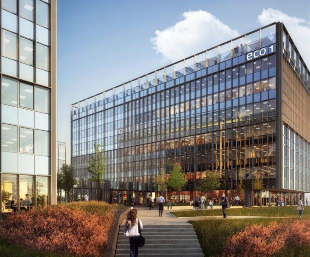 POLAND C&W to lease Eco City Katowice
