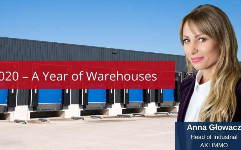 Poland Record investment for warehousing