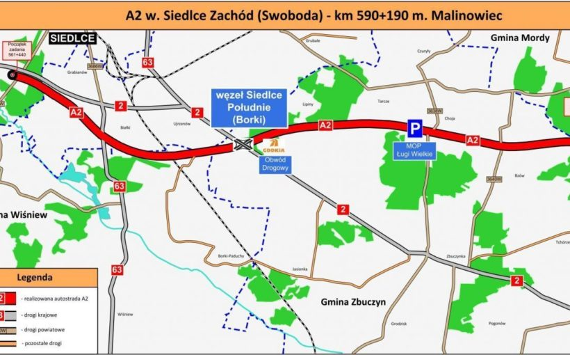 Poland A2 moves towards Belarus