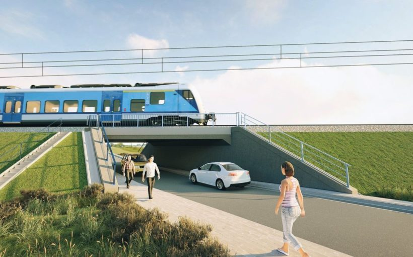 Poland Bridges to be built along high speed rail track