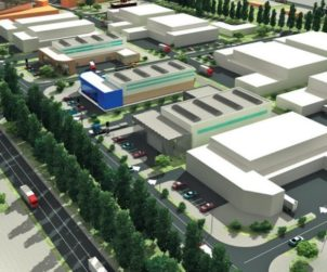 Dragon Capital to build E40 Industrial Park Near Kyiv