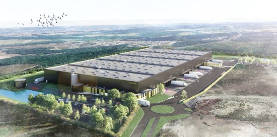 AXA IM-RA adds French logistics site to €2.2bn European portfolio