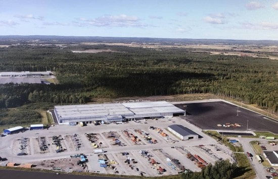 Barings acquires prime logistics asset in Örebro, Sweden