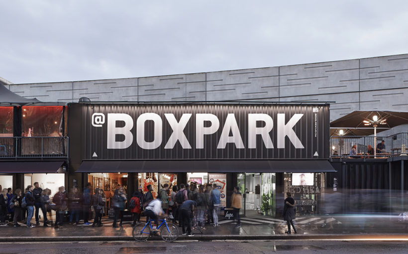 Boxpark Recognised as One of Fastest-Growing UK Companies