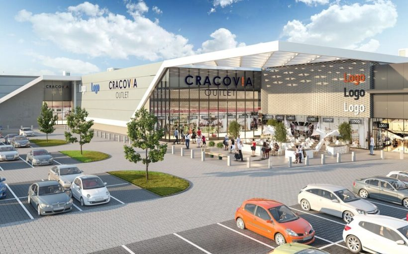 Cracovia Outlet to Become Designer Outlet Krakow