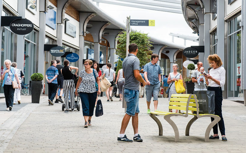 Northern Irish outlet closes year on strong footing with +19% footfall and turnover