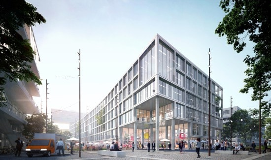 Patrizia to develop office building in Munich