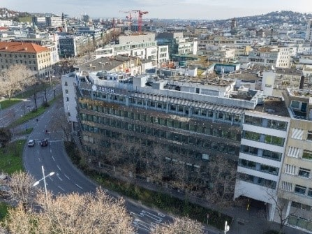 AEW buys office building in Stuttgart