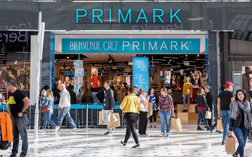 Klépierre and Primark announce the opening of seven new stores in France and Italy