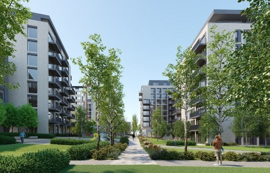 Kennedy Wilson announces two multifamily developments in Dublin