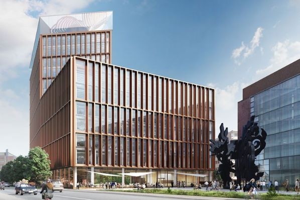 NCC begins construction of new major office scheme in Helsinki (FI)