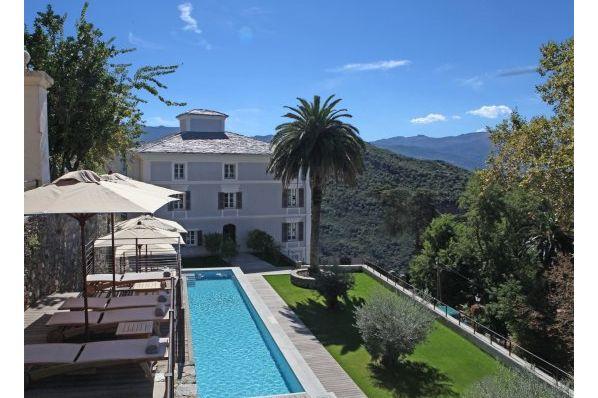 Limestone Capital acquires U Palazzu Serenu hotel in Corsica (FR)