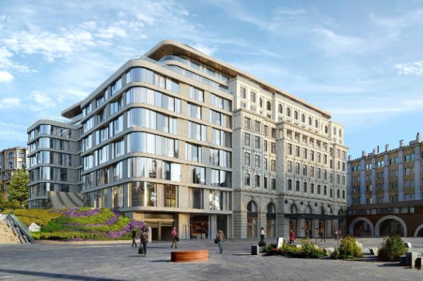 Accor to open new Raffles Hotel in Moscow in 2022 (RU)