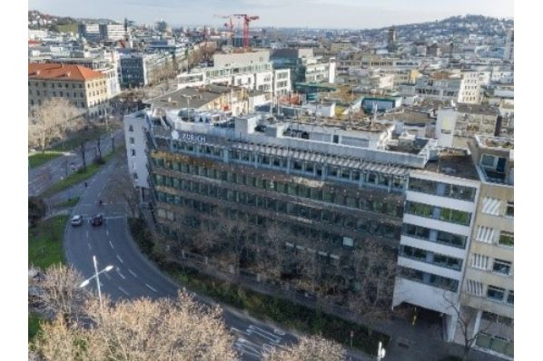 AEW acquires office building in Stuttgart (DE)