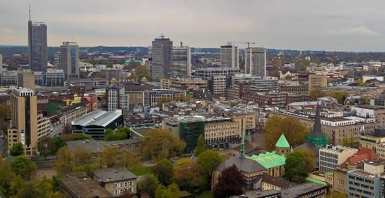 CLS acquires office building in Essen, Germany for €38.2m