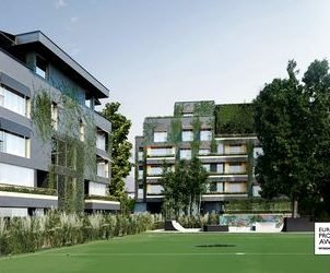 Forty Management started construction of the mixed-use project Central District Viitorului 134