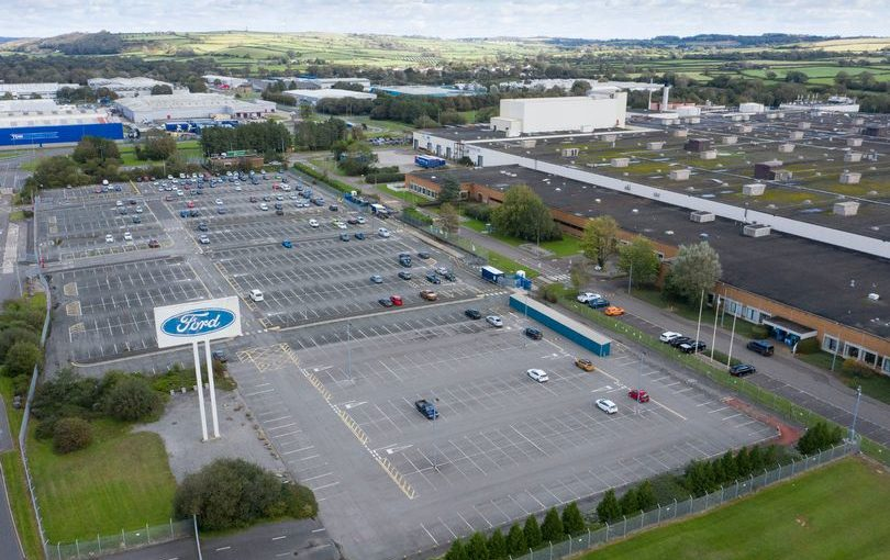 Industrial and logistics star performers in tough year for commercial property