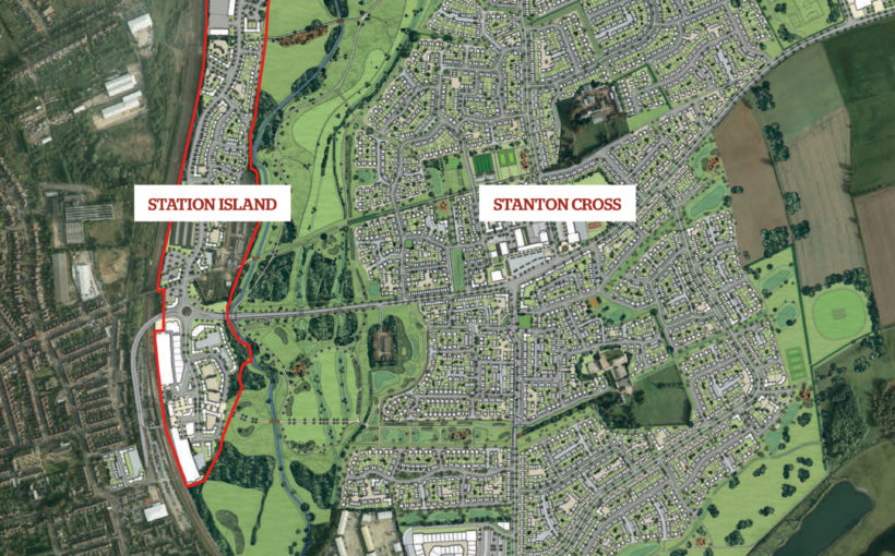 Landmark Mixed-Use Midlands Scheme Comes to market