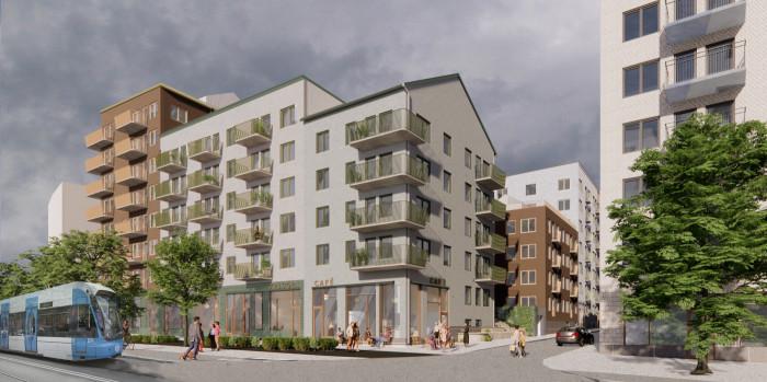 CBRE GI Acquires Residential Units for SEK 538 Million