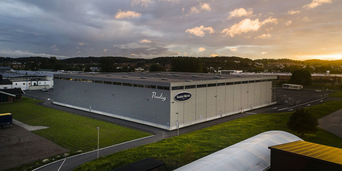 NRP and Wilfast Sells Santa Maria's Logistics Facility in Kungsbacka