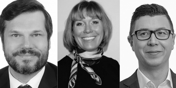 CBRE Appoints Real Estate Profiles to Swedish Team