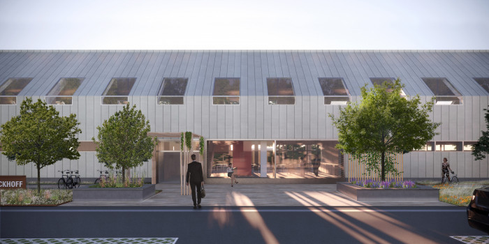 Wihlborgs Builds New Facility for Beckhoff Sweden in Malmö