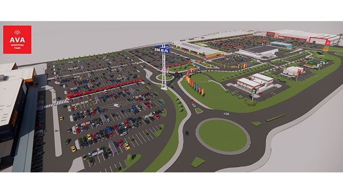 SERBIA Ikea set to begin EUR 50 mln Belgrade retail park