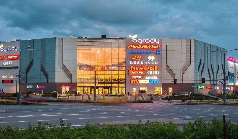 POLAND Carrefour stays in Ogrody
