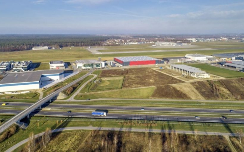 POLAND Terez takes up 5,000 sqm in 7R City Flex Rzeszów Airport