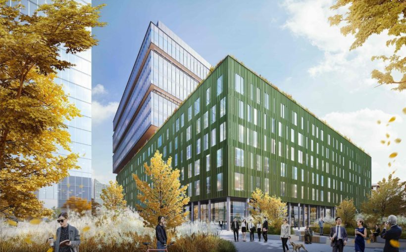 POLAND Tech firm leases 26,000 sqm in Nowy Rynek