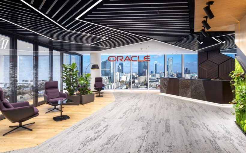 Poland Oracle offices now ready